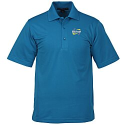 View a larger, more detailed picture of the Tech Pique Performance Polo - Men s