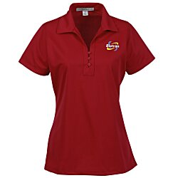 View a larger, more detailed picture of the Tech Pique Performance Polo - Ladies