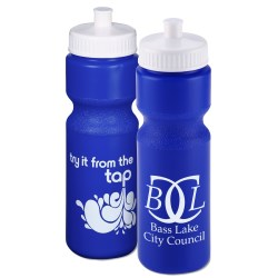 View a larger, more detailed picture of the Try Tap Sport Bottle - 28 oz - Colors