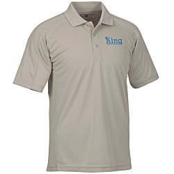 View a larger, more detailed picture of the Pro Panel Dri-Mesh Polo - Men s