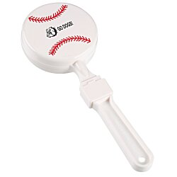 View a larger, more detailed picture of the Baseball Clapper