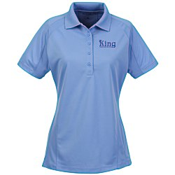 View a larger, more detailed picture of the Pro Panel Dri-Mesh Polo - Ladies