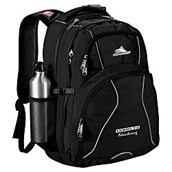 View a larger, more detailed picture of the High Sierra Swerve Laptop Backpack