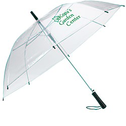 View a larger, more detailed picture of the I Can See Clearly Umbrella - 46 Arc