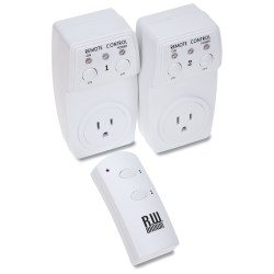 View a larger, more detailed picture of the Remote Control Power Outlet - Closeout