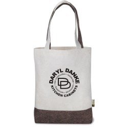 View a larger, more detailed picture of the Jute Blend Renew Convention Tote - Closeout
