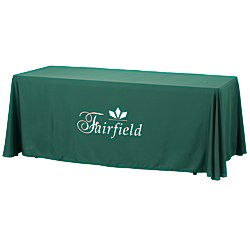 View a larger, more detailed picture of the Value Closed-Back Table Throw - 6