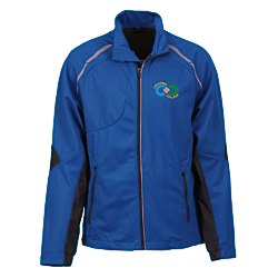 View a larger, more detailed picture of the Dynamo Hybrid Performance Jacket - Men s
