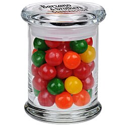 View a larger, more detailed picture of the Snack Attack Jar - Fruit Sours - Assorted