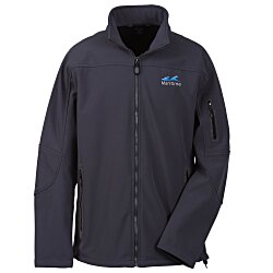 View a larger, more detailed picture of the North End 3-Layer Soft Shell Technical Jacket - Men s