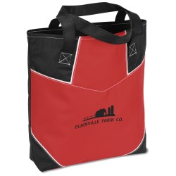 View a larger, more detailed picture of the Arrow Tote - Closeout