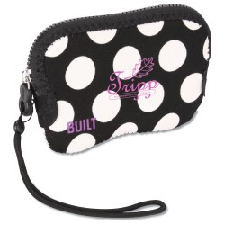 View a larger, more detailed picture of the BUILT Zip Camera Case - Big Dot
