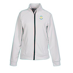 View a larger, more detailed picture of the Evoke Bonded Fleece Jacket - Ladies