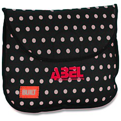 View a larger, more detailed picture of the BUILT Sandwich Bag - Mini Dot