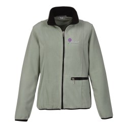 View a larger, more detailed picture of the Chestnut Hill Microfleece Jacket - Ladies 