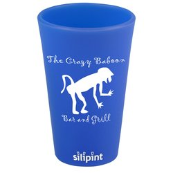 View a larger, more detailed picture of the Silipint Silicone Cup - 16 oz