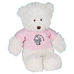 View a larger, more detailed picture of the Gund Baby Bear - White