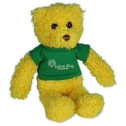 View a larger, more detailed picture of the Tropical Flavor Bear - Yellow