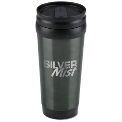 View a larger, more detailed picture of the Stainless Steel Tumbler - 15 oz - Closeout Colors