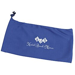 View a larger, more detailed picture of the Microfiber Glasses Pouch