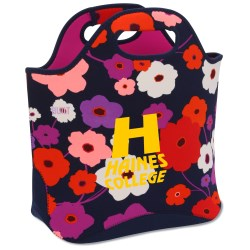 View a larger, more detailed picture of the BUILT Everyday Tote - Lush Flower