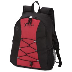 View a larger, more detailed picture of the Toggle Cord Backpack