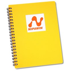View a larger, more detailed picture of the Textured Notebook - Closeout