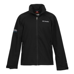 View a larger, more detailed picture of the Columbia Tectonic OmniHeat Softshell Jacket - Men s