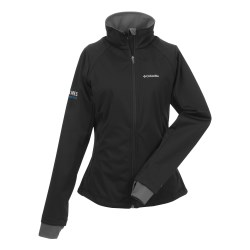 View a larger, more detailed picture of the Columbia Tectonic OmniHeat Softshell Jacket - Ladies