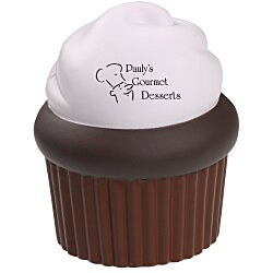 View a larger, more detailed picture of the Cupcake Stress Reliever - 24 hr