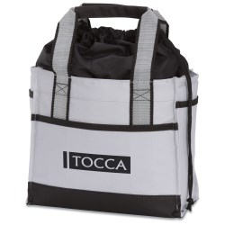 View a larger, more detailed picture of the Drawstring Cooler - Closeout