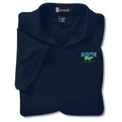 View a larger, more detailed picture of the Moisture Management Polo - Ladies - Overstock