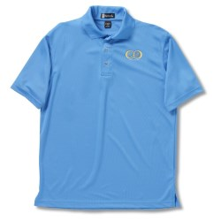 View a larger, more detailed picture of the Moisture Management Polo - Men s - Overstock