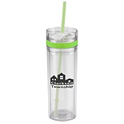View a larger, more detailed picture of the Laguna Double Wall Tumbler - 14 oz