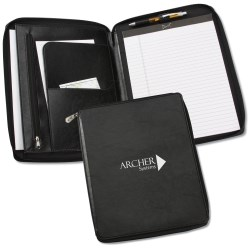 View a larger, more detailed picture of the Belvedere Euro Padfolio - Closeout