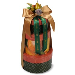 View a larger, more detailed picture of the Ultimate Fruit & Nut Gift Tower