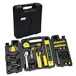 View a larger, more detailed picture of the 53-Piece Tool Set