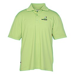 View a larger, more detailed picture of the Moreno Textured Micro Polo - Men s