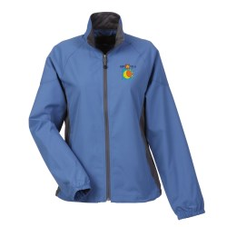 View a larger, more detailed picture of the Grinnell Lightweight Jacket - Ladies