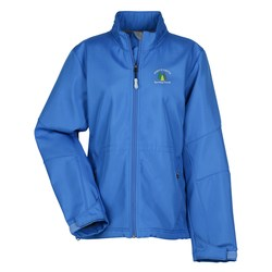 View a larger, more detailed picture of the Cavell Soft Shell Jacket - Ladies