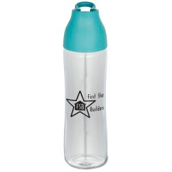 View a larger, more detailed picture of the Aladdin One Handed Sport Bottle - 24 oz - 24 hr