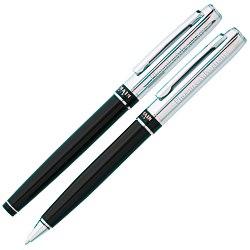 View a larger, more detailed picture of the Balmain Parisian Pen Set - 24 hr
