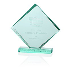 View a larger, more detailed picture of the Diamond Acrylic Award