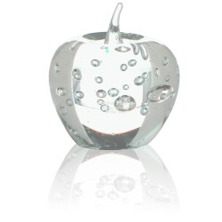 View a larger, more detailed picture of the Apple Art Glass Award