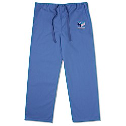 View a larger, more detailed picture of the Cornerstone Reversible Scrub Pants - Embroidered