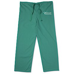 View a larger, more detailed picture of the Cornerstone Reversible Scrub Pants - Screened