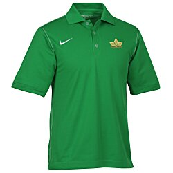 View a larger, more detailed picture of the Nike Performance Stitch Accent Pique Polo - Men s