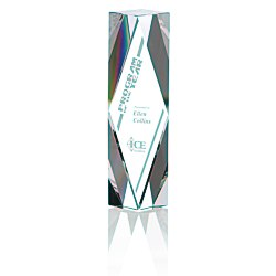 View a larger, more detailed picture of the Diamond Crystal Tower Award - 8