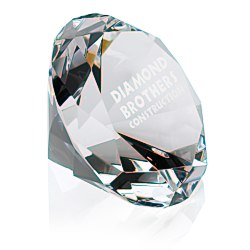 View a larger, more detailed picture of the Diamond Crystal Paperweight