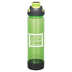 View a larger, more detailed picture of the RoBo Sport Bottle - 28 oz 